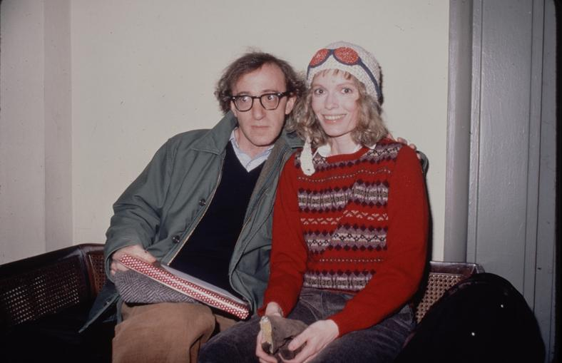 Woody Allen, Mia Farrow