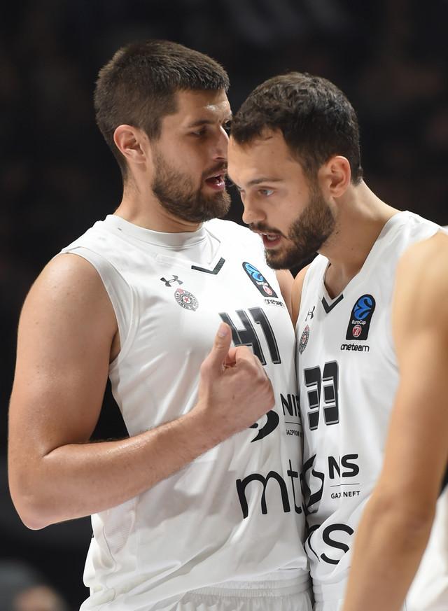 Đorđe Gagić i Stefan Janković