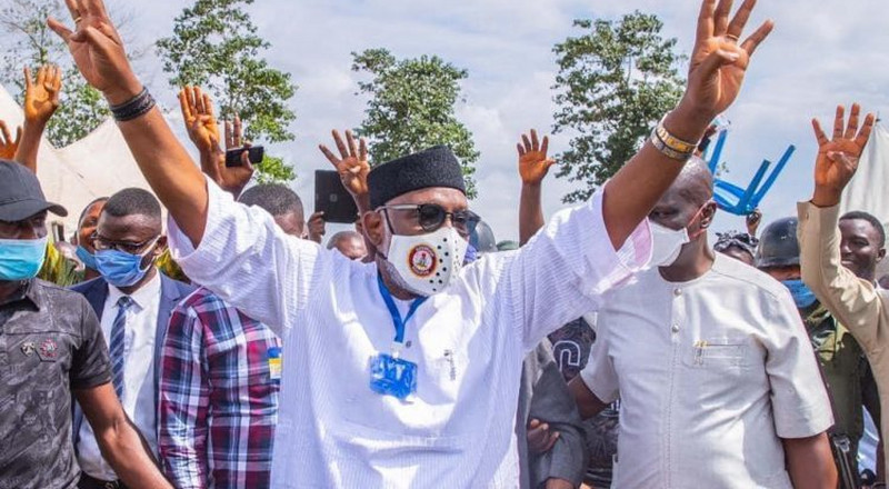 APC's Akeredolu in early lead in Ondo governorship election