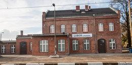 Otworzyli dworzec w Luboniu!