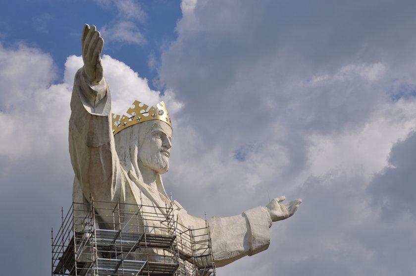 Figura Chrystusa Króla