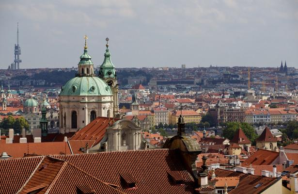Praga, Republika Czeska. 5.09.2013