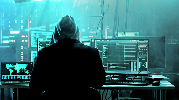 Hakeri, hakerski napad, pokrivalica