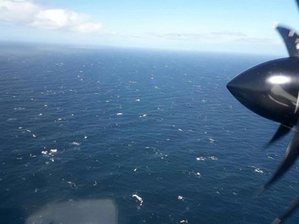 Poszukiwania argentyńskiego okrętu podwodnego