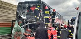 Tragiczny wypadek Polskiego Busa. Nie żyje jego kierowca