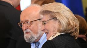XVIII Nagroda im. Gieysztora dla Elżbiety i Krzysztofa Pendereckich