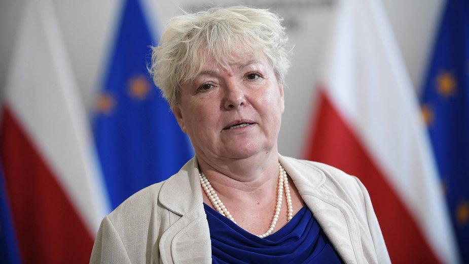 Agnieszka Rękas