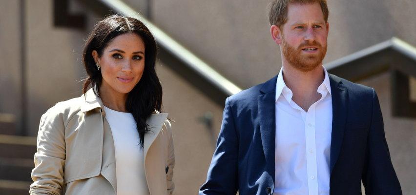 Nowy pomysł Meghan i Harry'ego wprawił Pałac w osłupienie. Czy królowa spełni prośbę wnuka?