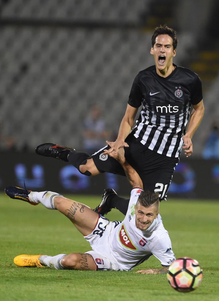 FK Partizan, Marko Jevtović
