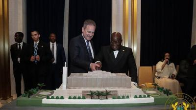Contribute GHS100 a month to help build National Cathedral - Govt to Ghanaians