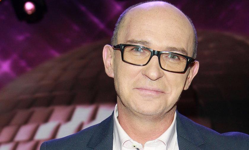 Andrzej Krzywy został stolarzem.