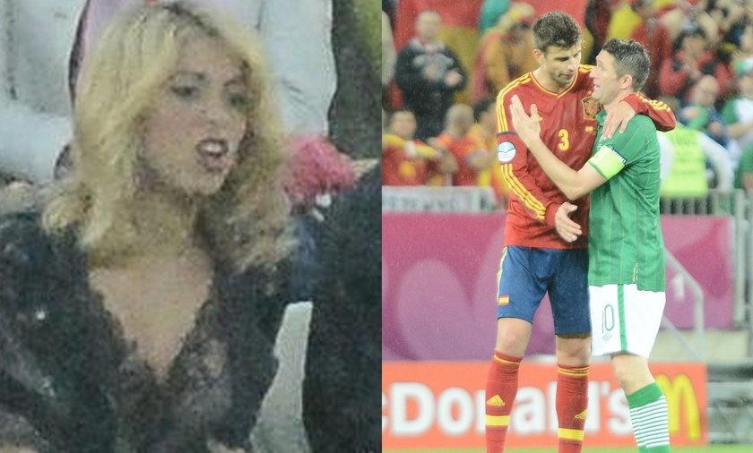 Shakira Euro 2012