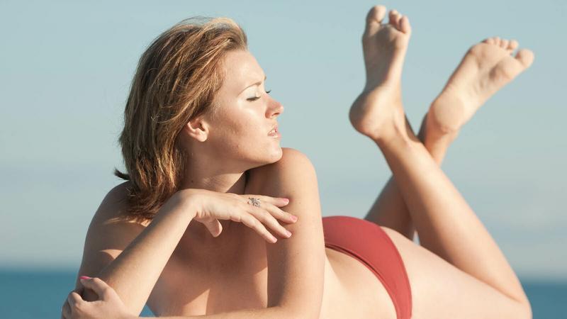 Najlepsze plaże topless