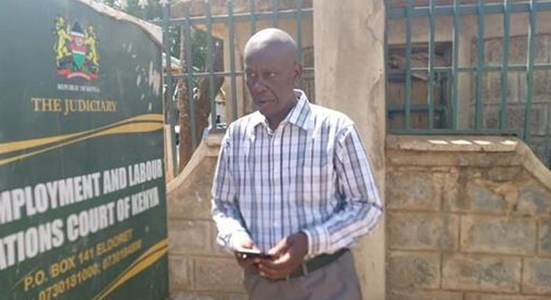 We are sorry for what our son did – Kinuthia's father apologises to Ivy's family