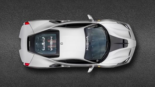 Ferrari 488 Misha Design – w oczekiwaniu na Speciale