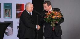 Kaczyński bez maseczki i bez dystansu. Budka: Brak słów