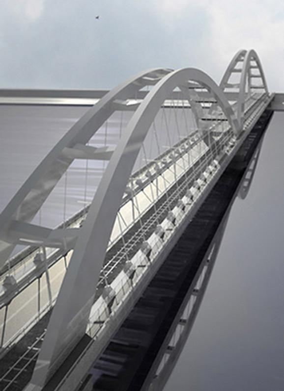 Skica mosta