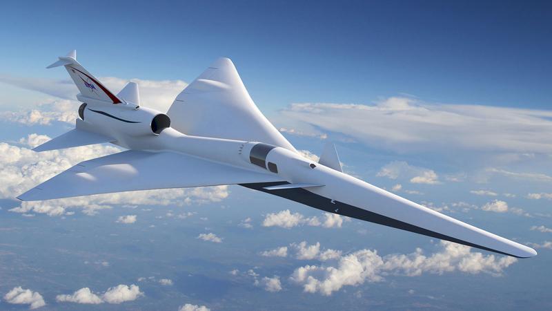 NASA buduje następcę Concorde'a