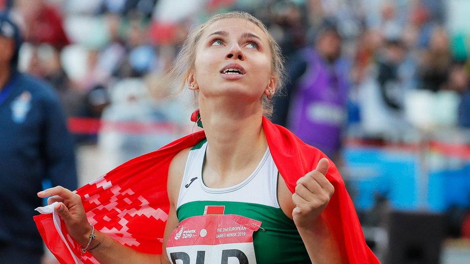 Tokio 2020. Olimpijka uciekła przed białoruskimi władzami. Polska oferuje pomoc