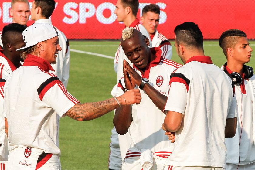 Mario Balotelli wrócił do AC Milan na określonych warunkach!
