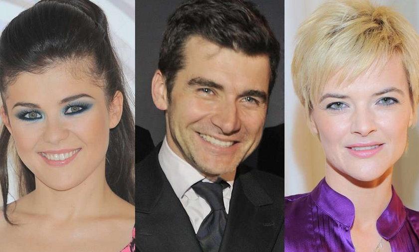 Tomasz Kammel, Kasia Cichopek i Monika Richardson mają poprowadzić losowanie Lotto w jednej ze stacji telewizyjnych