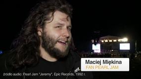 Open'er 2014: fani Pearl Jam to jedna wielka rodzina