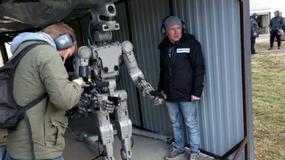 FEDOR - Rosjanie budują wielofunkcyjnego robota