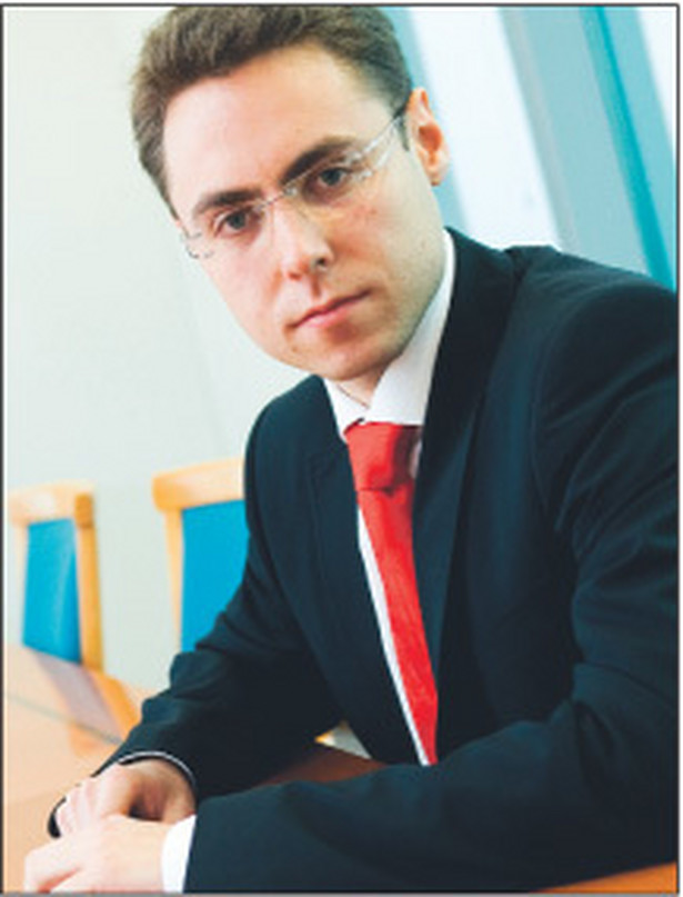 Łukasz Sławatyniec | prawnik w kancelarii CMS Cameron McKenna Fot. Wojciech Górski