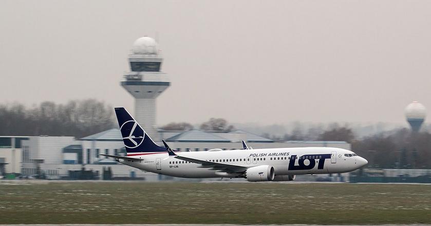 Pierwszy Boeing 737 MAX 8 wylądował w Warszawie 2 grudnia br. Od 4 grudnia lata na trasie Warszawa-Londyn