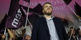 Senator PO o Zandbergu: to jest kompletny komunista!