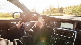 Mapy w Volvo zaktualizujesz przez internet