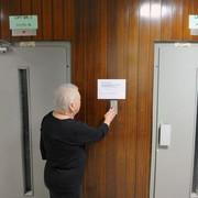 Stalno neka obaveštenja oko liftova