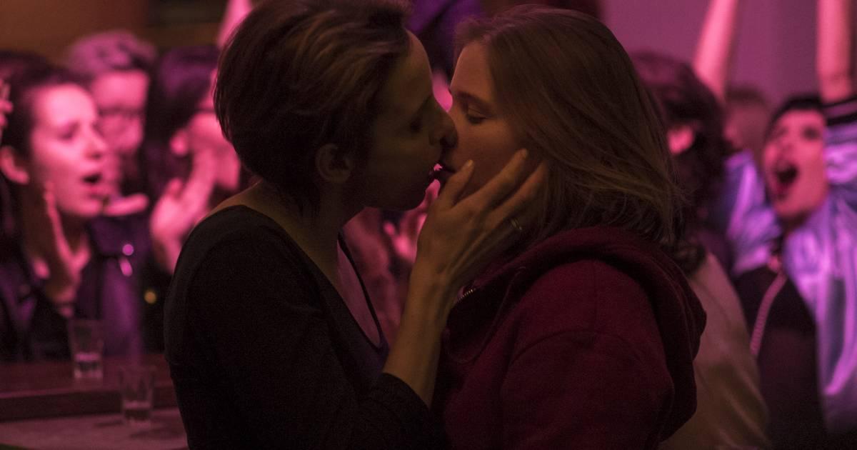 sceny seksu lesbijek