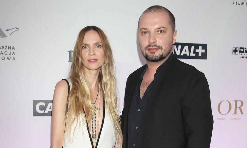 Mary Komasa-Łazarkiewicz i jej mąż Antoni Komasa-Łazarkiewicz zostaną rodzicami.