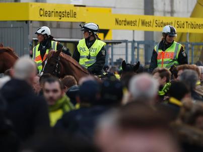 W Niemczech doszło do eksplozji w pobliżu autokaru Borussi Dortmund