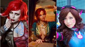 Rozpoznasz, w jakie bohaterki gier wideo wcieliły się te cosplayerki?