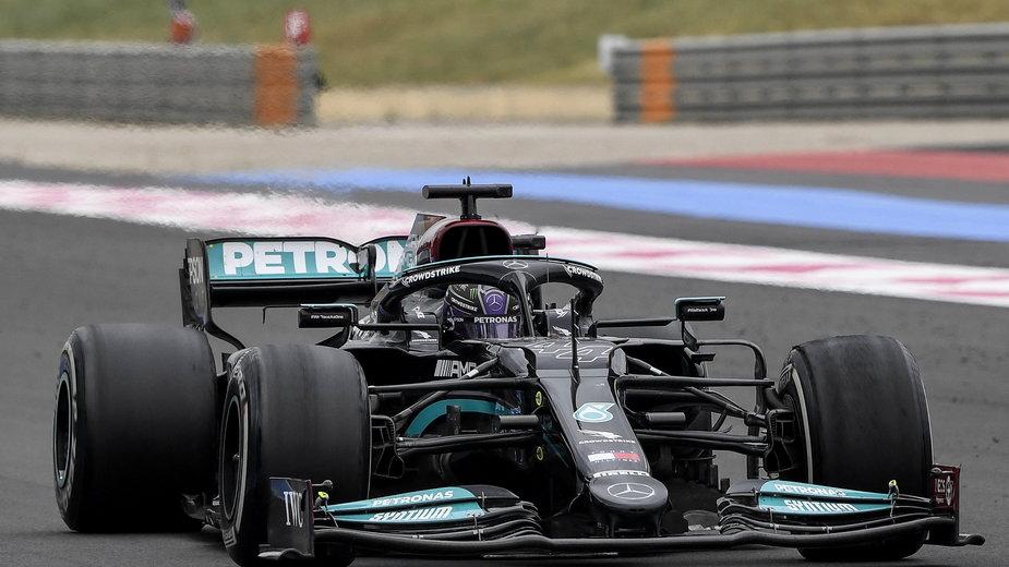 Lewis Hamilton liczy na wygraną w Grand Prix Styrii