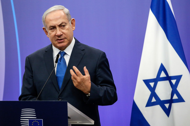 Benjamin Netanjahu, premier Izraela. Bruksela, 11.12.2017
