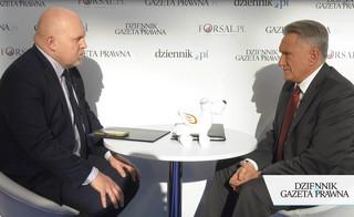 Kontakty z Gazpromem? Woźniak: Tylko za pośrednictwem arbitraży