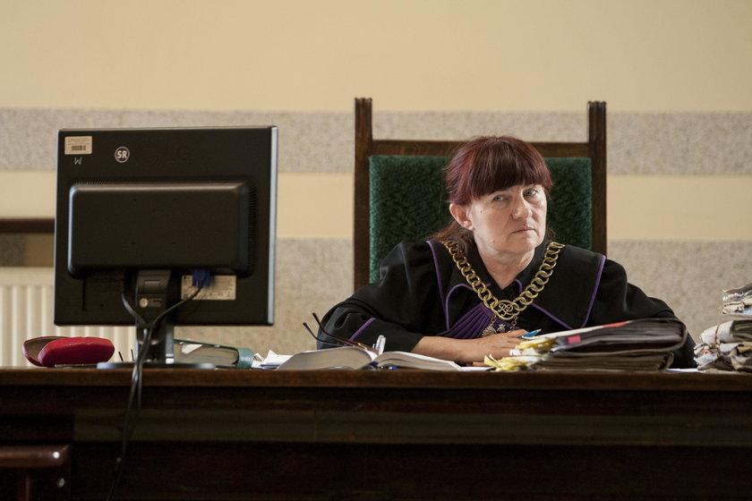 Marzena Barburska, sędzia Sądu Rejonowego w Częstochowie
