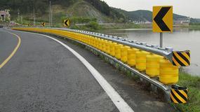 Bariery drogowe, które nie uszkodzą auta