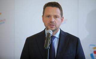 Sztab kryzysowy w Warszawie. Trzaskowski: W ciągu ostatnich 14 dni ponad tysiąc zakażeń koronawirusem