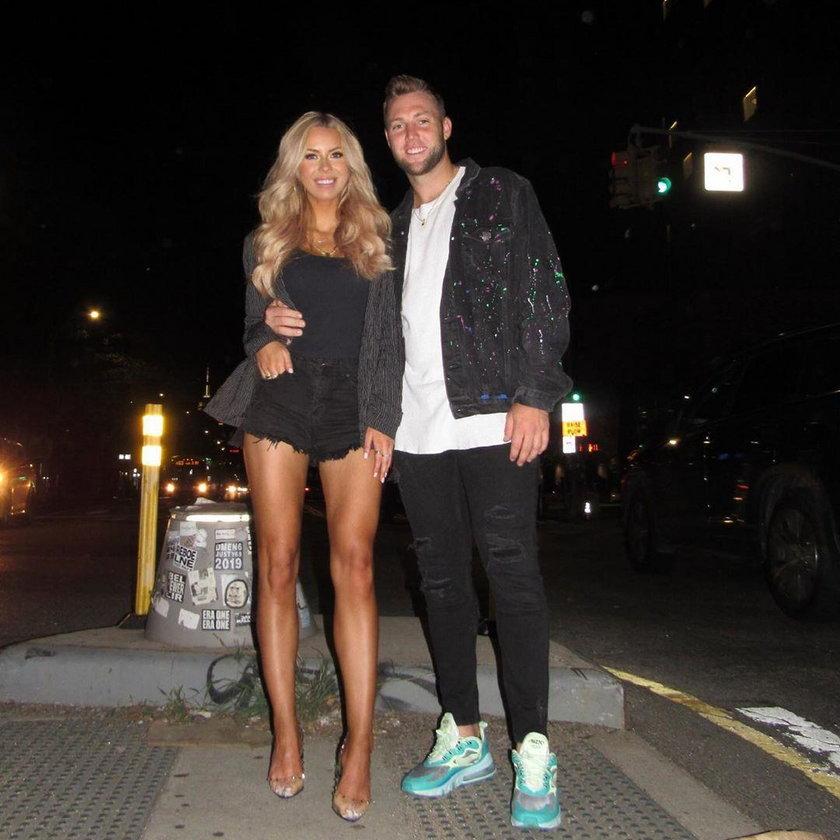 Laura Little przyjęła oświadczyny tenisisty Jacka Socka