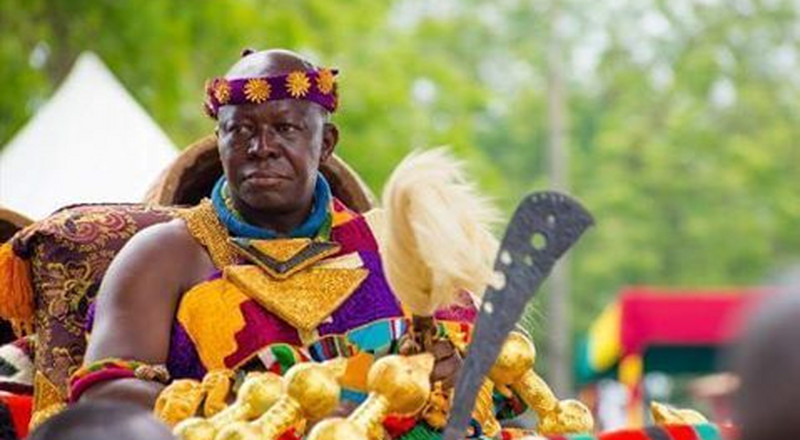 Here's what Asantehene said at swearing-in of 6 new members of KNUST Council