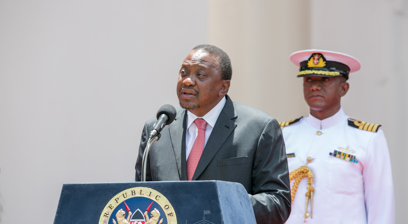 Uhuru must attend Nakuru BBI rally - new demand issued from Jubilee party