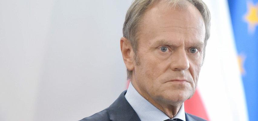 Tusk wbił szpilę prezesowi PiS: Lech Kaczyński ostrzegał mnie - uważaj, mój brat...
