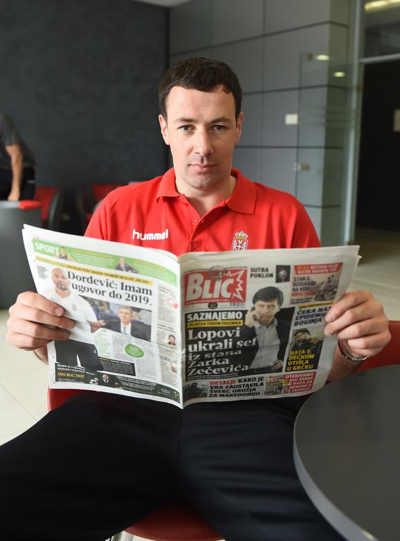 Marko Vujin čita