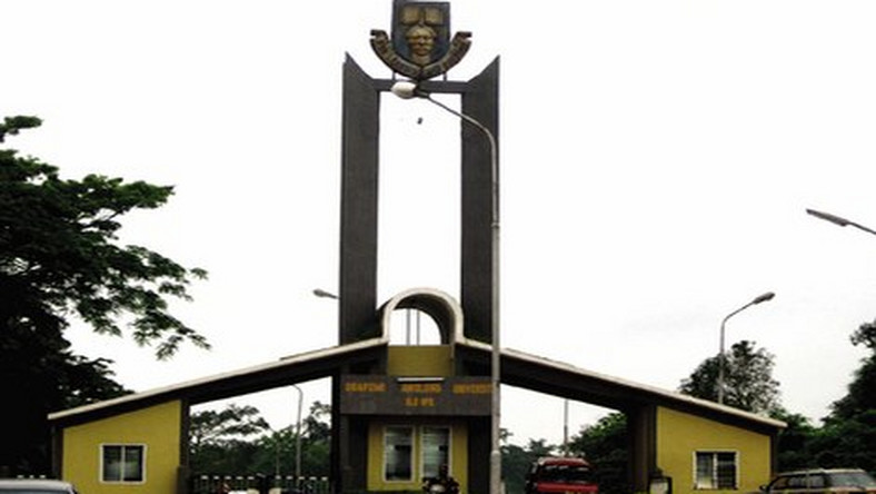 Obafemi Awolowo University management said the student was rushed to the campus health centre dead. (Premium Times)
