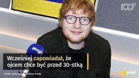Ed Sheeran zapowiada koniec kariery