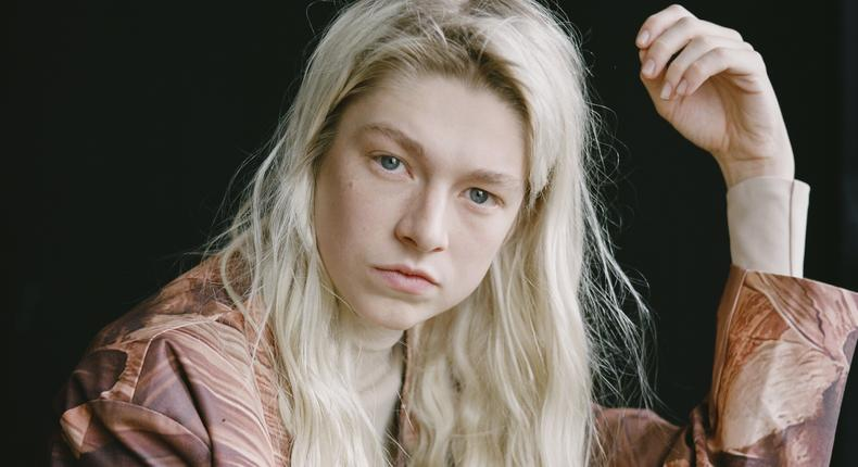 Enthralled by 'Euphoria'? Hunter Schafer knows why (it's because of her)